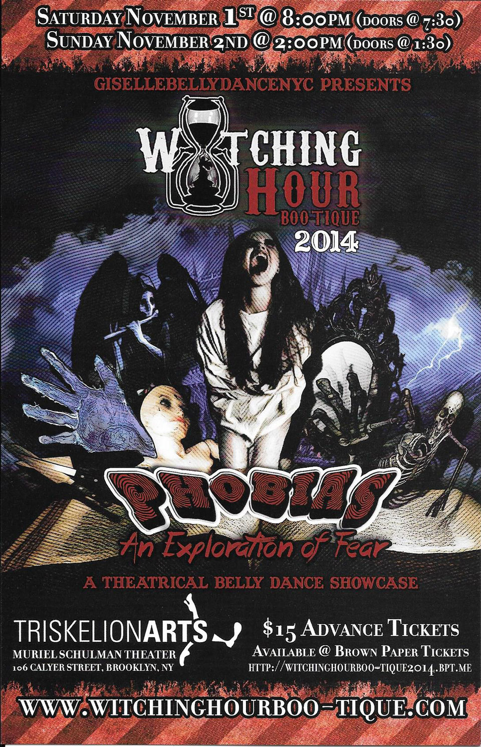 Witching Hour 2014